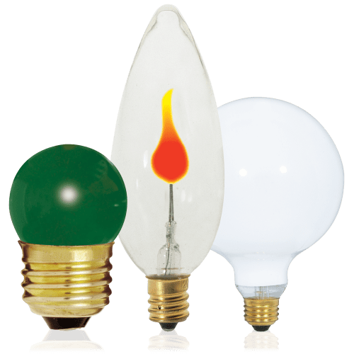 INCANDESCENT DECORATIVE