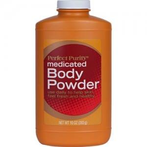 10 OZ MEDICATED BODY POWDER Image