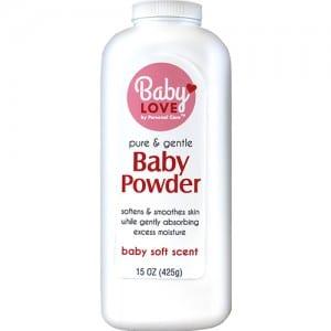 BABY LOVE BABY SOFT SCENT POWDER Image