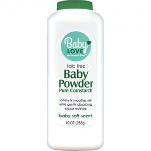 BABY LOVE CORNSTARCH BABY POWDER Image