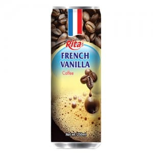 FRENCH VANILLA COFFEE 250 ML Image