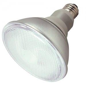 S7203 23W E26 BASE PAR38 CFL 5000K Image