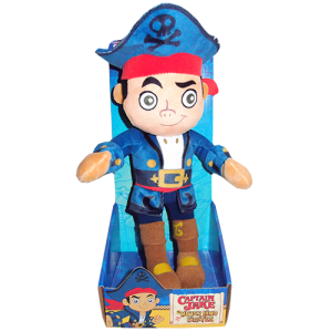 "Captain Jake 10"" Plush Image"