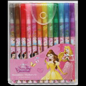 Princess 12 PCs Markers Image