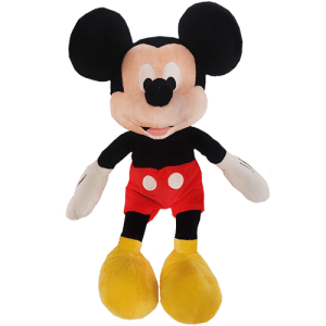 "Mickey 10"" Plush Image"