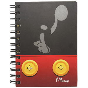 Minnie Spiral Diary Image