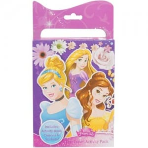 Princess Fun Travel Activity Pack Image