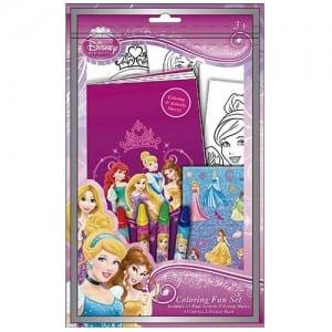 Princess Colouring Fun Set Image