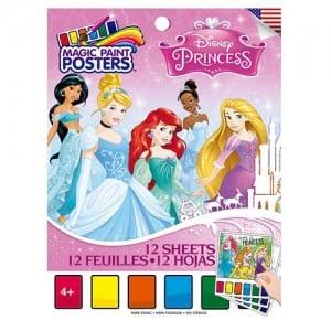 Princess Magic Paint Posters Image