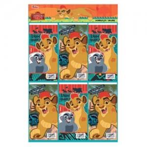 Lion Guard Jumbo Erasers Image
