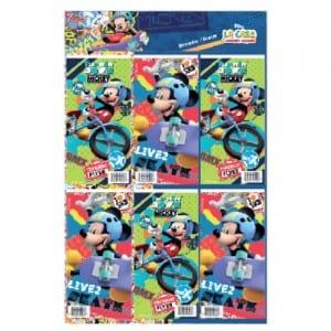 Mickey Mouse Jumbo Erasers Image