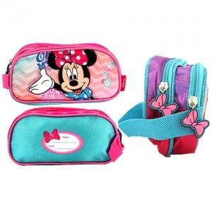Minnie Mouse 3D Pencil Case Image