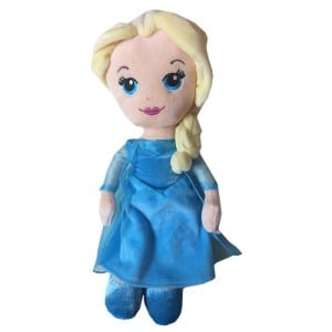 Frozen Elsa Plush Image