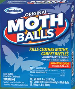 ORIGINAL MOTH BALLS Image