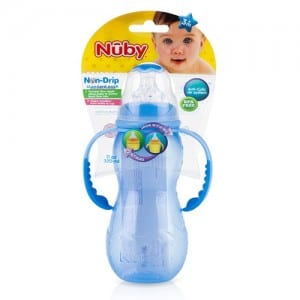 SN BOTTLE WITH HANDLES 11 OZ Image