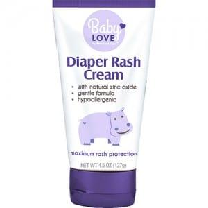 BABY LOVE DIAPER RASH CREAM Image
