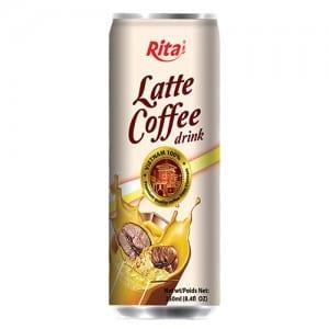 LATTE COFFEE DRINK 250 ML Image