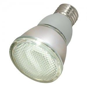 S7209 11W E26 BASE PAR20 CFL 5000K Image