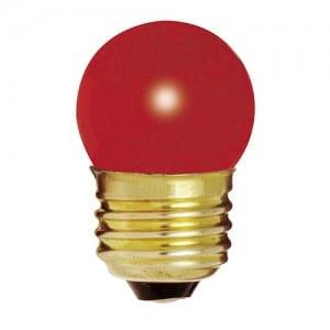 S3611 7.5W STD BASE RED Image
