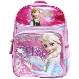 "Frozen 16"" Backpack Image"
