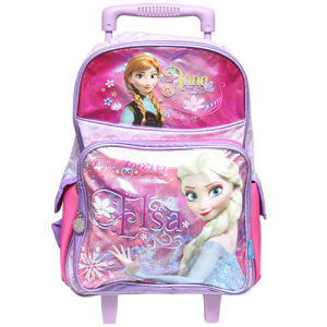 "Frozen 16"" Trolley Bag Image"