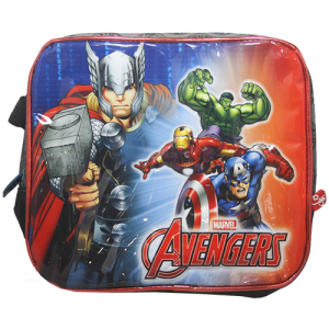 Avengers Lunch Bag Image