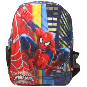 Spider-Man Backpack Image