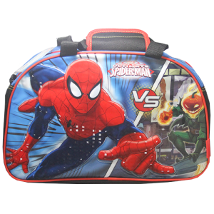 Spider-Man Duffle Bag Image