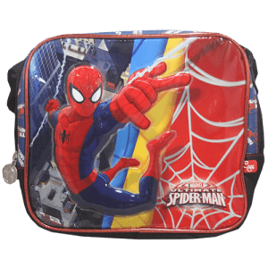 Spider-Man Lunch Bag Image