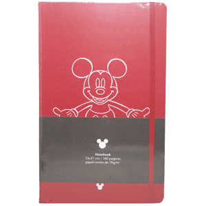 Mickey Notebook Image