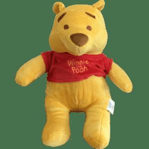 "Winnie the Pooh 10"" Plush Image"