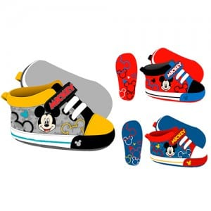 Mickey Mouse Shoes Image