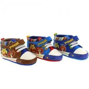 Winnie the Pooh Boys Shoes Image
