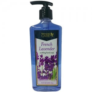 FRENCH LAVENDER HAND SOAP Image