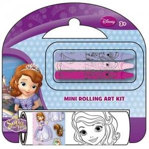 Sofia Mini Rolling Art Kit Image