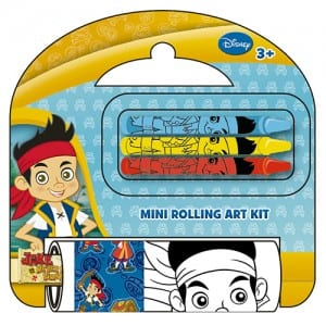 Captain Jake Mini Rolling Art Kit Image