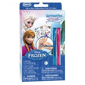 Frozen Tattoo Kit Image