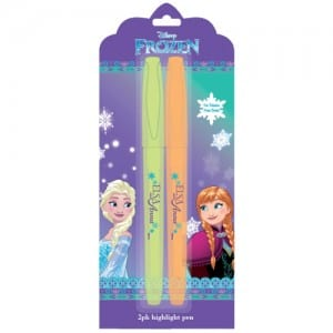 Frozen 2 PCs Highlight Pens Image