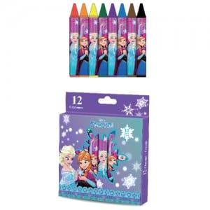 Frozen 12 PCs Jumbo Crayons Image