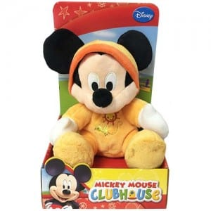 "Mickey Mouse 10"" Plush Image"