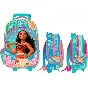 Moana 3D Trolley Bag Image
