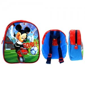 Mickey Mouse Junior Backpack Image