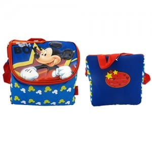 Mickey Mouse Junior Lunch Bag Image