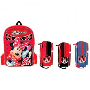 Minnie Mouse Backpack Image