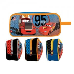 "Cars 3 8"" Pencil Case Image"