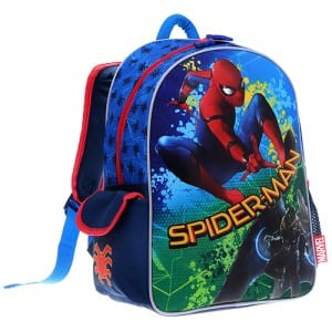 Spider-Man Homecoming Backpack Image