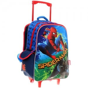 Spider-Man Homecoming Trolley Bag Image