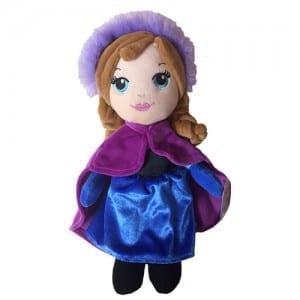 Frozen Anna Plush Image