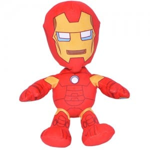 Iron Man Plush Image