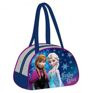 Frozen Half Moon Purse Image